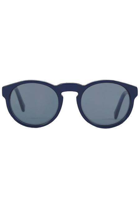 RETROSUPERFUTURE Paloma Metallics Sunglasses - Light Blue