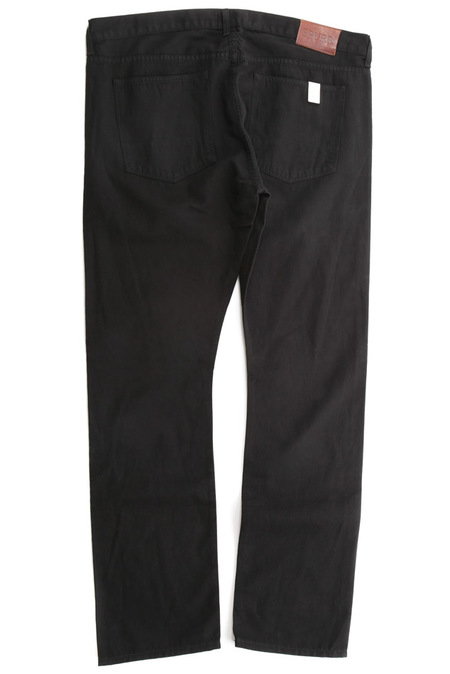Simon Spurr Slim Pants - Black