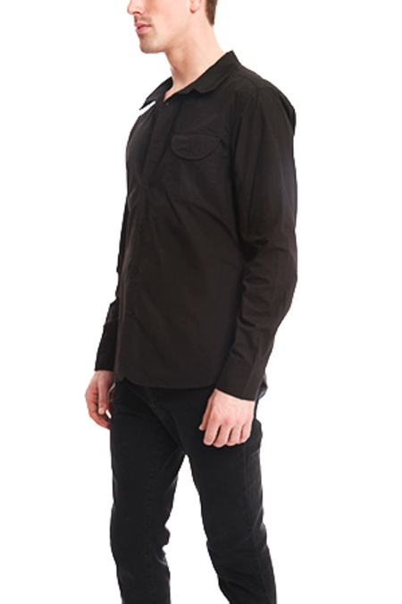 Nicholas K Auden Shirt - Midnight