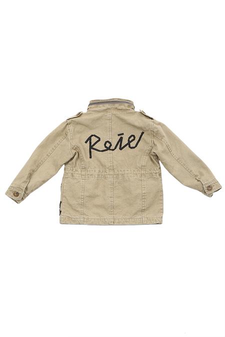 Hailey Ronnie Jacket - Khaki