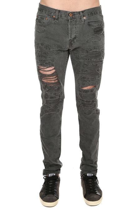 Blue&Cream NSF Ozzy Jeans - Grey