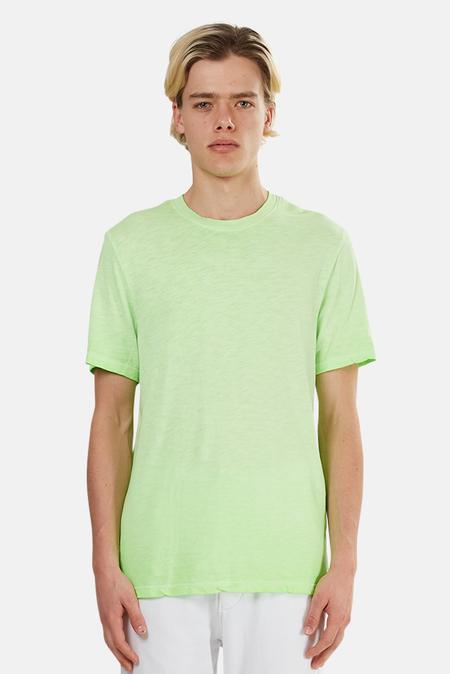 Cotton Citizen Presley T-Shirt - Electric Lime