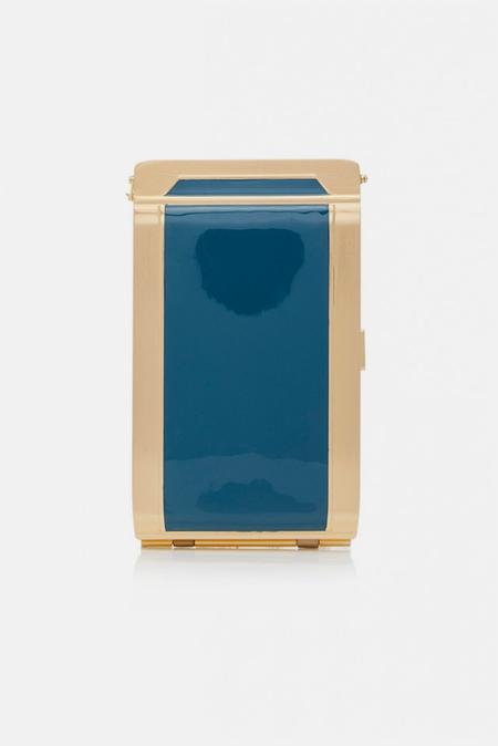 Zimmermann Cigarette Case - Teal