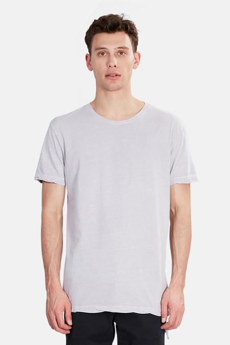 Ksubi Seeing Lines Tee Shirt - Lighter Than Lavender