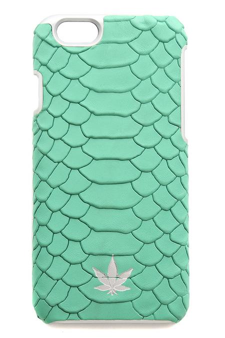 Blue&Cream iPhone 6 Leaf Case - Sea Foam Green