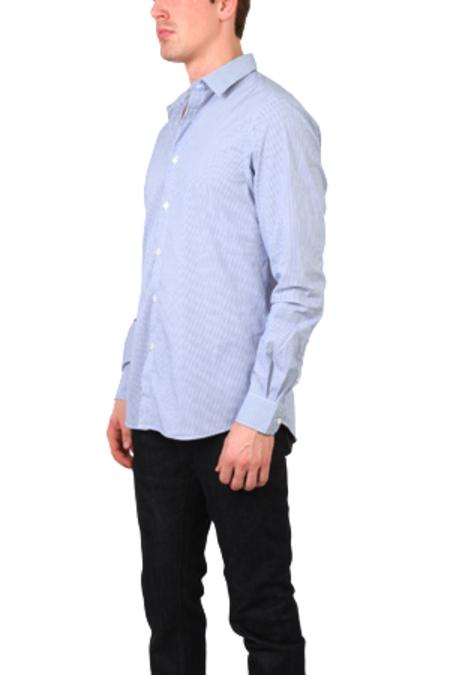 Hope Kagan Block Stripe Shirt - sharp Blue