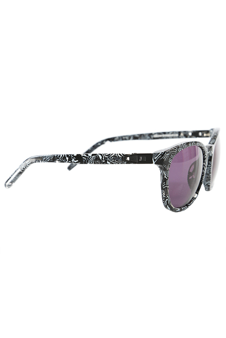 Alexander Wang Print Sunglasses - Zebra