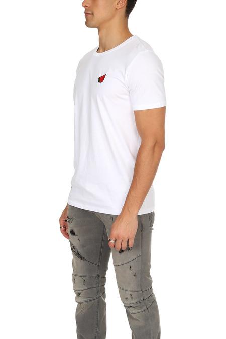 Bricktown Watermelon Graphic T-Shirt - White