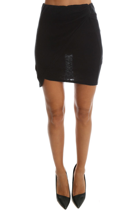 IRO Darkla Skirt - Deep Blue
