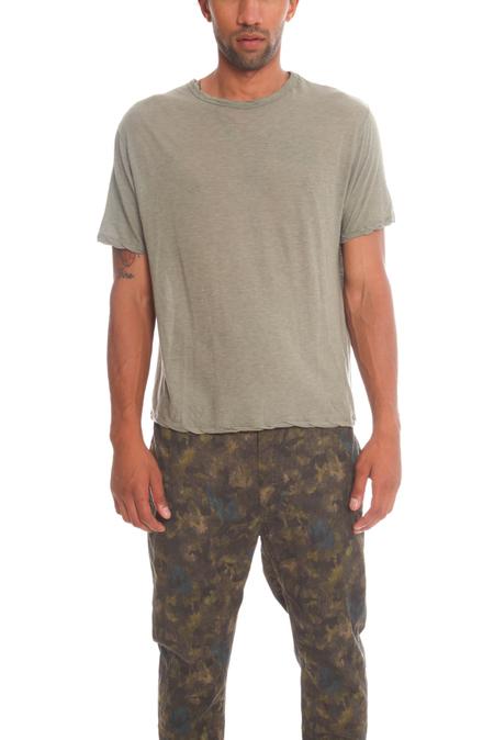 V::Room Highsoft Crew T-Shirt - Charcoal