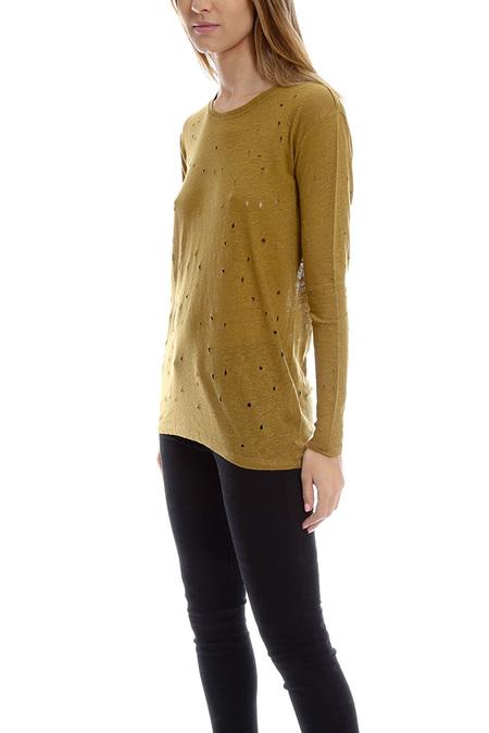 IRO Marvina T-Shirt - Army Olive Night