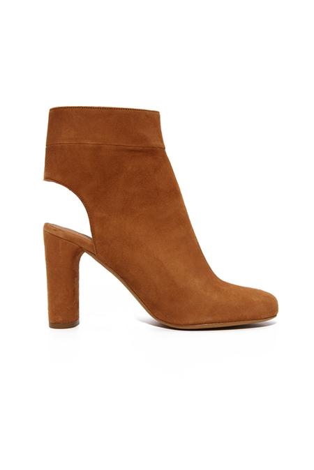 IRO Matyizi Bootie Shoes - Camel Brown