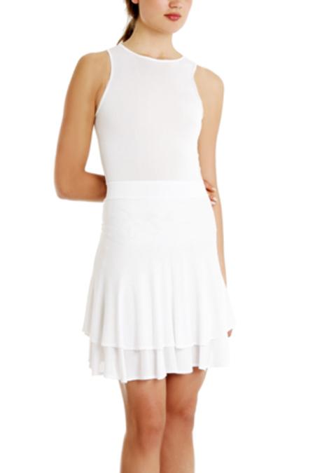 A.L.C. Lena Dress - White