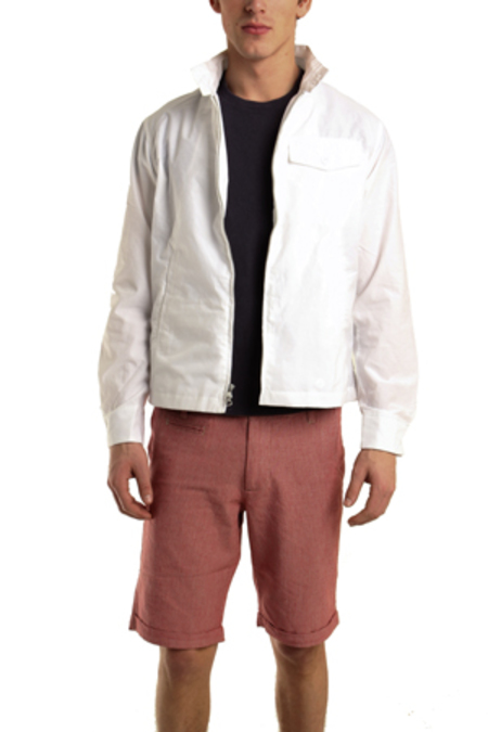 Woolrich Omama Jacket - White