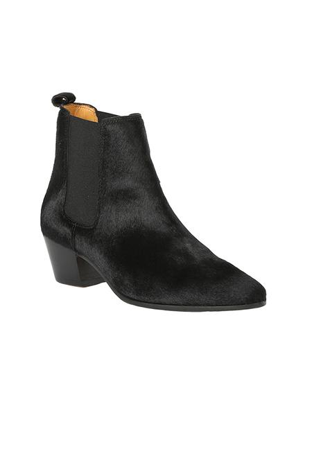 IRO Yvany Boot Shoes - Black
