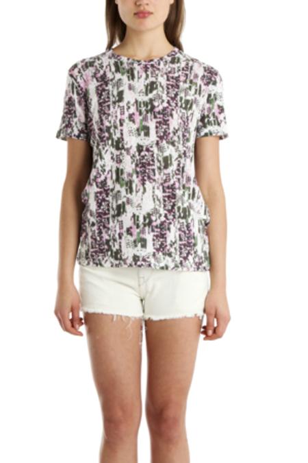IRO Gypsy T-Shirt - Blanc