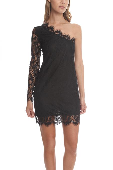 Pierre Balmain Lace Dress - Black
