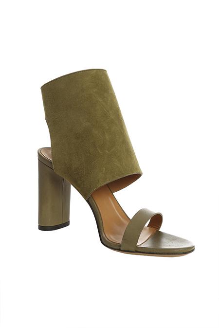 IRO Sils Sandal Shoes - Khaki