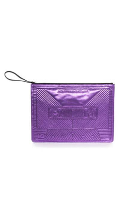 Corto Moltedo Cassette Big Clutch - Purple