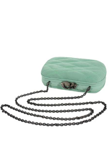 Corto Moltedo Susan C Star Bag - Green Deco
