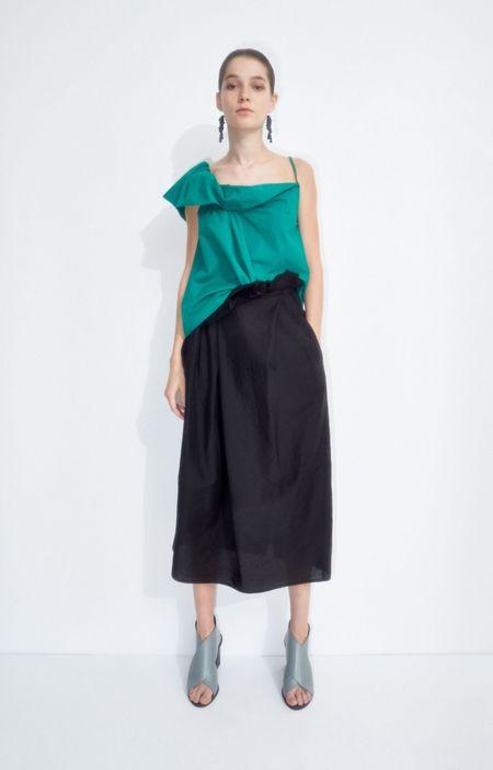 Christian Wijnants Shani Skirt - Black