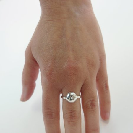 Mesa Dome Ring - Sterling Silver