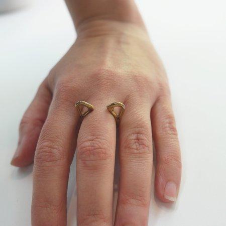 AOKO SU Meow Ring - Bronze