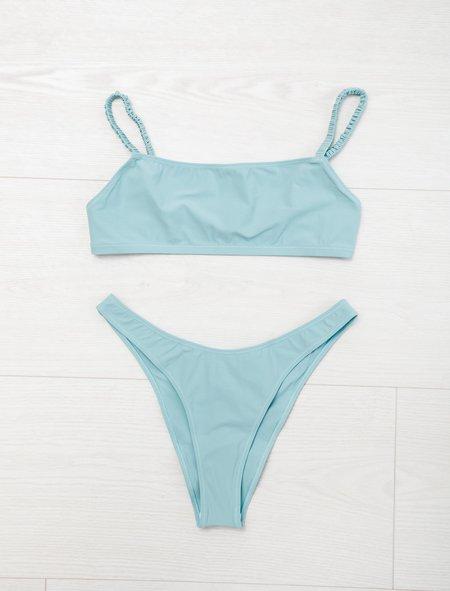 Lido Undici Bikini Low Waist - Sage