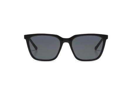 KOMONO Jay Sunglasses - Black/Tortoise