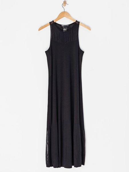 Y-3 Engineered Knit Dress - Black