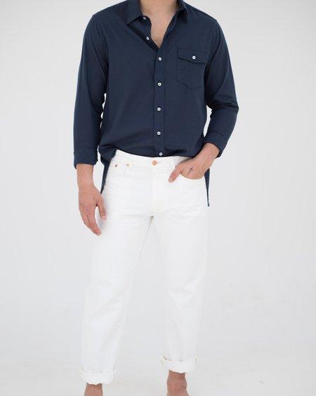 Esby Harris 5 Pocket Jean - Cone Denim Natural