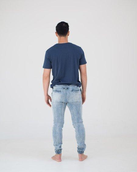 Zanerobe Sureshot Jogger - Mid Blue