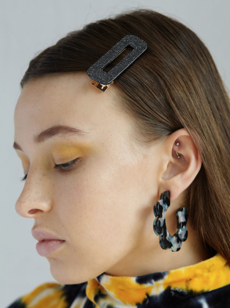 Valet Studio Maritza Earrings - Black