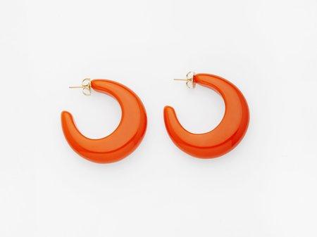 Valet Studio Vivian Earrings - Orange