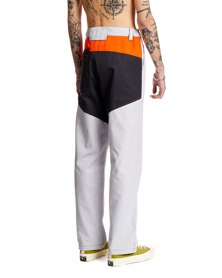 Affix Work Trousers in Cotton - Multicolor