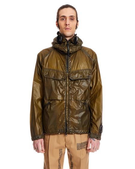C.P. Company K-way Nylon Jacket - Olive Green