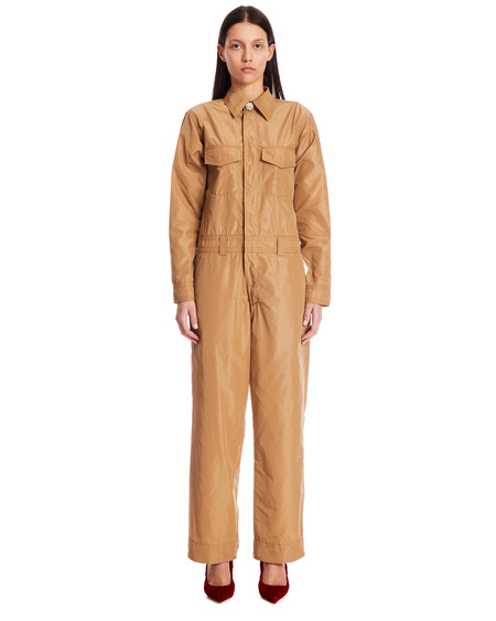 GANNI Nylon Tech Utility Suit