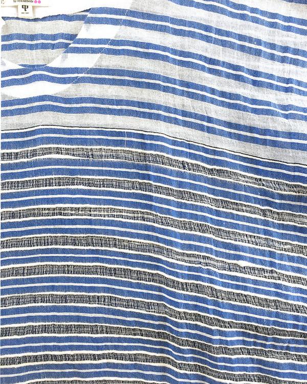 LemLem Selina Poncho in Blue