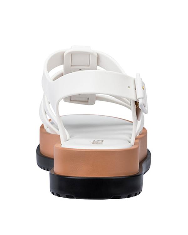 Melissa Flox III Sandal in White
