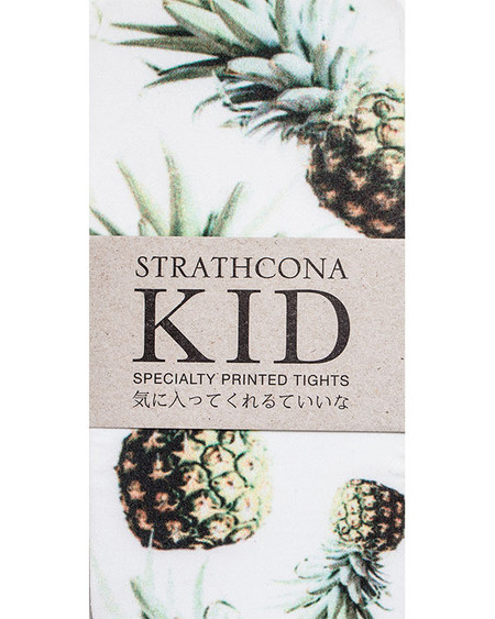Kid's Strathcona Pineapple Tights