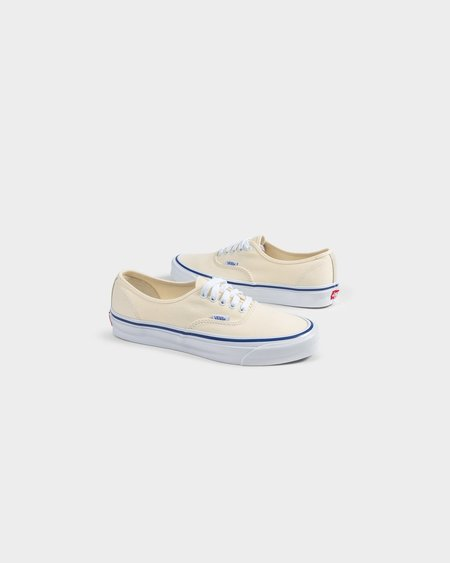 VANS OG Authentic LX Sneakers - Classic White