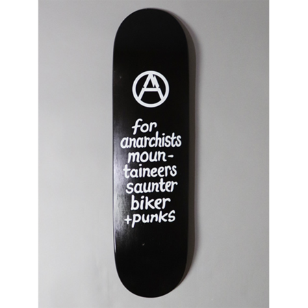 Mountain Research Skateboard - Black