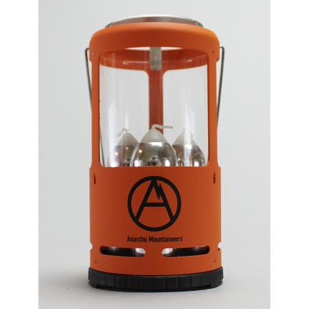 Mountain Research Anarcho Lantern - Orange