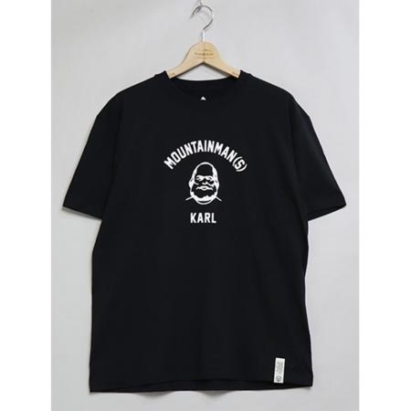 Mountain Research KARL (4 Heads) T-Shirt - Black