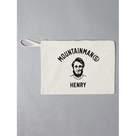 Mountain Research Pouch / HENRY - White