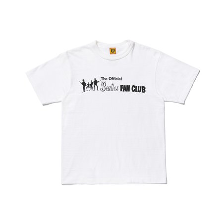 Human Made T-Shirt Beatles - White