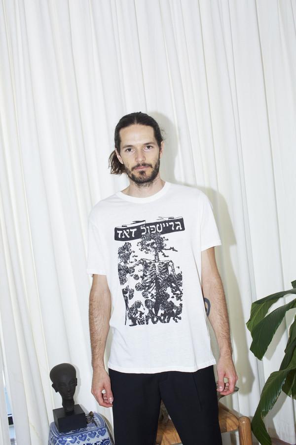 Cotton Dead T-Shirt