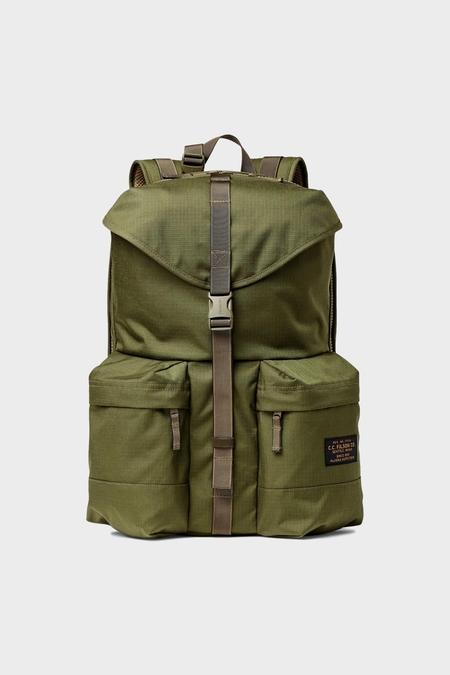 Filson Ripstop Nylon Backpack - Surplus Green
