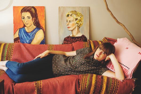 Betina Lou Mila Blouse - Mosaic
