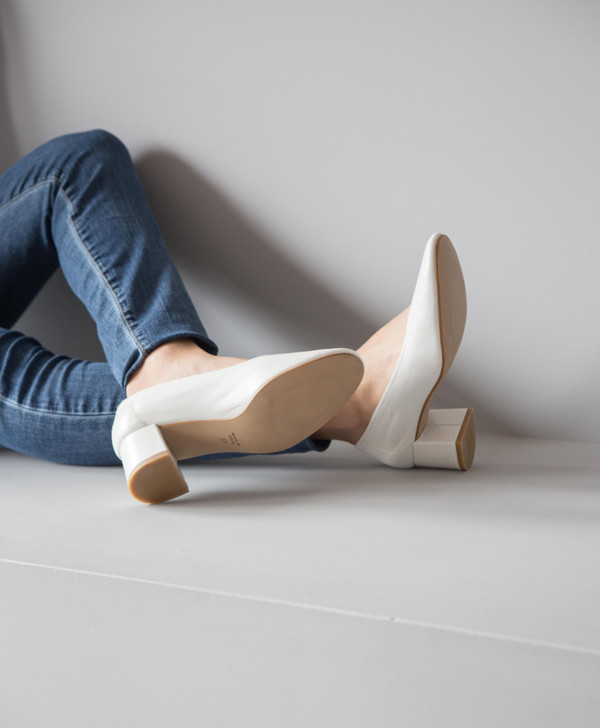 L'Intervalle Jupie Shoes - Off White